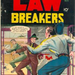 Lawbreakers #6 (Charlton - Apr:May 1952).jpg